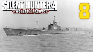 Silent Hunter 4: Wolves of the Pacific - Drugie Podejście #8
