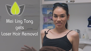 Baixar Mei Ling Tong gets Laser Hair Removal at Havana Skin Clinic