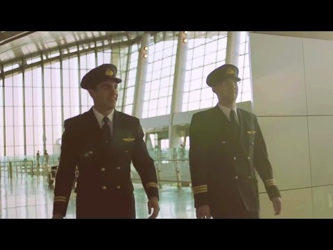 Life as a Pilot with Qatar Airways