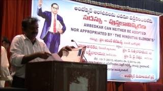 Modi a big K.D. - Telugu song by Dappu-Ramesh and team