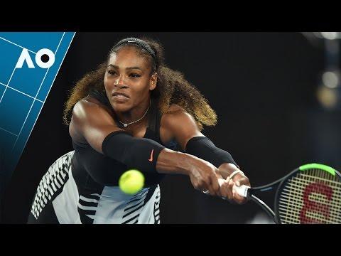 Venus Williams v Serena Williams match highlights (Final) | Australian Open 2017