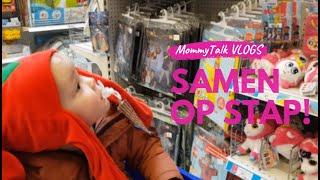 VLOG 33   Samen op stap!   MommyTalk VLOGS