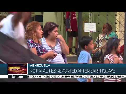 no-fatal-victims-in-venezuela-after-earthquake