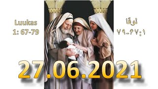 IEC Farsi Church Live Stream 27/06/2021 کلیسای فارسي