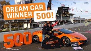 BOTB Winner 500! Week 45 2019 (4th - 10th Nov) - Chris Phillips - Lamborghini Huracan Evo + £20k