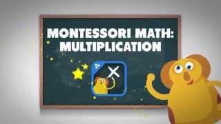 Montessori Math Multiplication