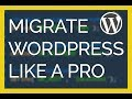 Move Wordpress Site To New Host - How To Migrate A Wordpress Site