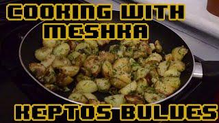 Lithuanian Baked Potato (keptos Bulvės) Recipe - Cooking With Daikon Ep. 02