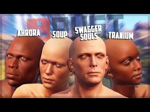 Four Noobs Play Rust - ft. Soup, SwaggerSouls, & Tranium