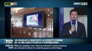 Les conseils de Michel Brunoro au gagnant de l'Euro Million (BFM TV)
