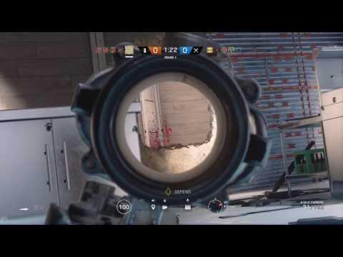 Friendly Last Operator Standing - Rainbow Six Siege