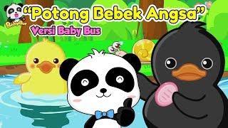 Potong Bebek Angsa ♫ lagu anak terbaru ❤ Kartun BabyBus ❤ Lagu anak Indonesia ♫