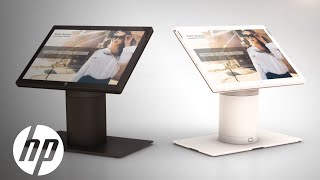 Enable transactions wherever your retail and hospitality customers are with the versatile beautiful hp engage go, a traditional mobile point of sale ...