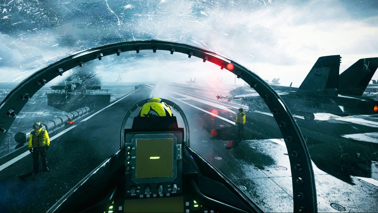 Battlefield 3 Gameplay (PC HD) - YouTube