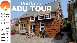 Impeccably Designed Portland Adu W/ Adu 101: How Do Tiny Houses Fit?