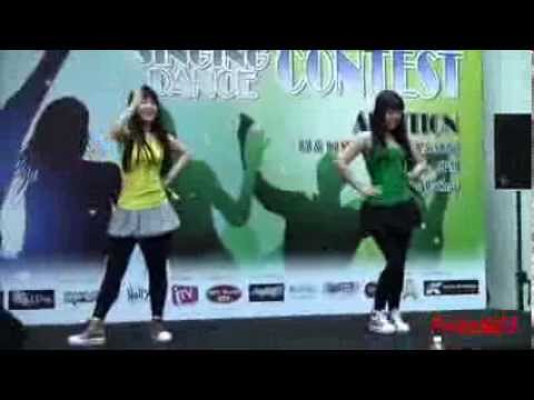CORDELIA & CAMELLIA - Guest Performer (Best Asian Singing/Dancing Contest 2012)