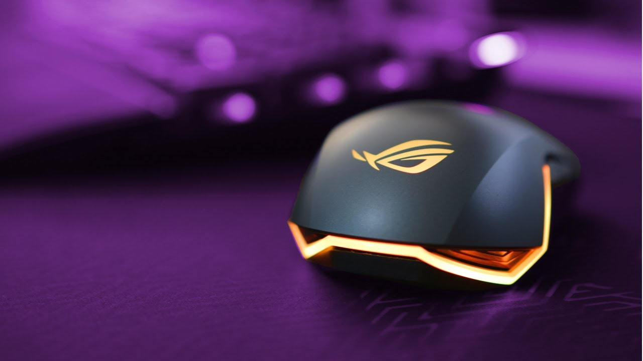 0a907fb2df7 Asus ROG Pugio Review - The Ambidextrous Gaming Mouse - YouTube