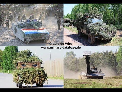2018 - 4.Rotation Enhanced Forward Presence Litauen - NATO Übung im GÜZ - Teil 2/2