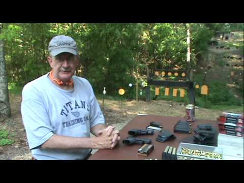 Glock 27 vs XD subcompact
