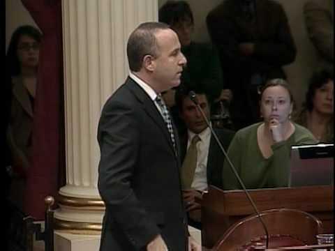 Senate President pro Tem Darrell Steinberg on budget negotiations