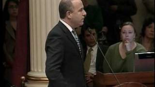 Senate President pro Tem Darrell Steinberg on budget negotiations
