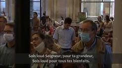 Messe du dimanche 21 juin 2020-  Eglise St André - Reims