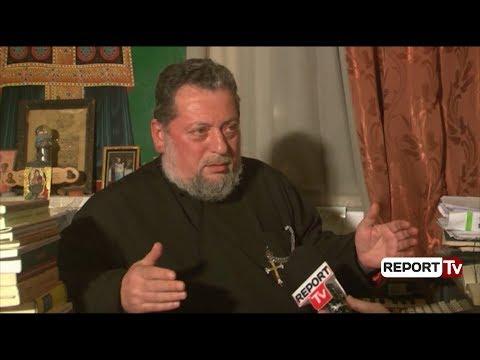 Report TV - Bekoi loton në Korçë, prifti për  Report Tv: Veprimi im i keqinterpretua