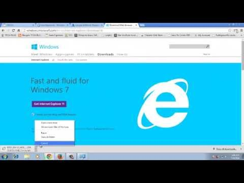How To Update Internet Explorer