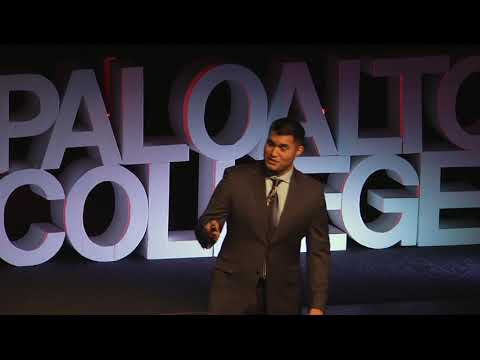The Power of Giving Others Your Attention | Jesus Rendon | TEDxPaloAltoCollege