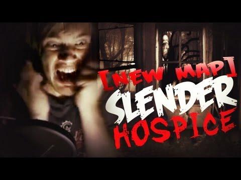 Slender: Hospice - Part 1 - WE'RE BACK! :D