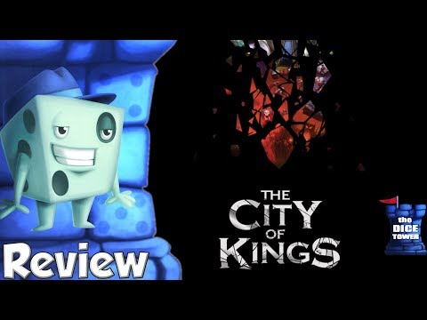 The City of Kings Review - with Tom Vasel