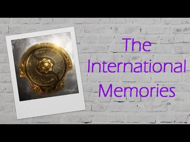 Dota 2 WTF - The Intenational Memories