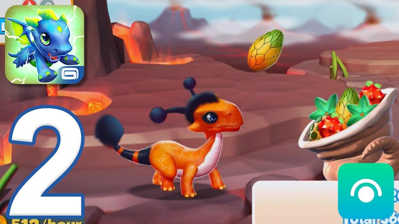 Dragon Legends: Gameplay Walkthrough Part 2