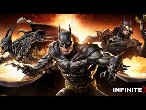 Batman Gameplay :: Infinite Crisis