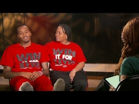 Kevin Ware talks to CNN about leg injury