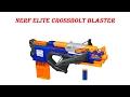 Let's Play Nerf Elite CrossBolt Blaster