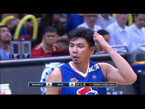 PBA Philippine Cup 2018 Semifinals Game 4: NLEX vs. Magnolia Mar. 16, 2018