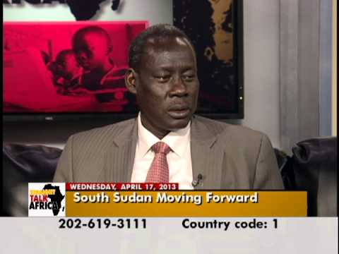 Deng Alor Kuol, Republic of South Sudan on VOA's Straight Talk Africa