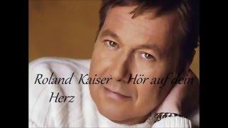 Roland Kaiser & Julia Kroehnert   Hoer auf dein Herz 2016Jetw