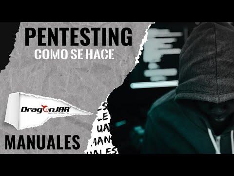 ¿Cómo hacer un penetration testing o pentest?