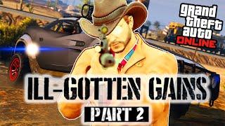 GTA 5 DLC - ILL GOTTEN GAINS PART 2 RELEASE GAMEPLAY STREAM PLANS! (GTA 5 Online)