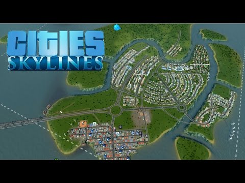 Cities: Skylines #6, Capital City!
