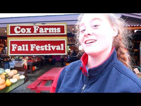 🎃 Cox Farms Fall Festival (Market Haul) Centreville, Va. 👈