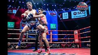 MUAY THAI BATTLE 2019 (20-09-2019) I Max Muay Thai #ฉบับเต็มไม่เซ็นเซอร์  [ เสียงไทยชัด 100% ]