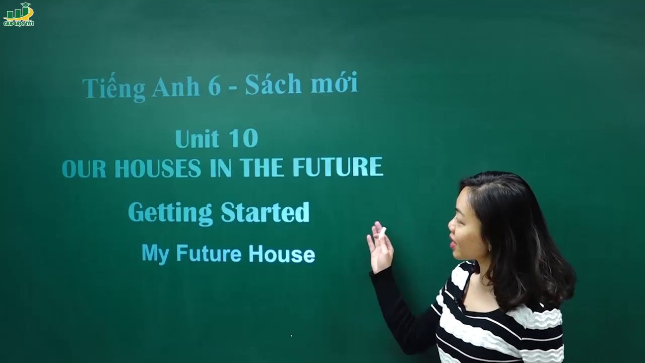 Tiếng Anh lớp 6 – Unit 10 Lesson 1 Getting Started – trang 38 Unit 10 SGK tiếng anh 6 mới