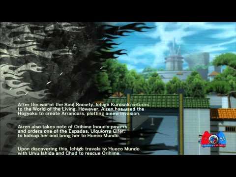 Bleach Soul Resurreccion Walkthrough Part 1 (PS3)