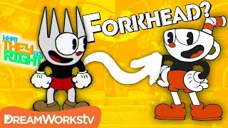 CUPHEAD Was Supposed to Look Like THIS!?! | WHAT THEY GOT RIGHT