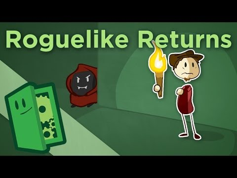 Roguelike Returns - How to Revive a Genre - Extra Credits