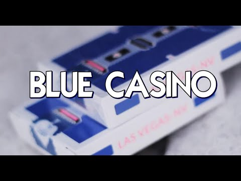 Deck Review  Gemini Casino Royal Blue Playing Cards