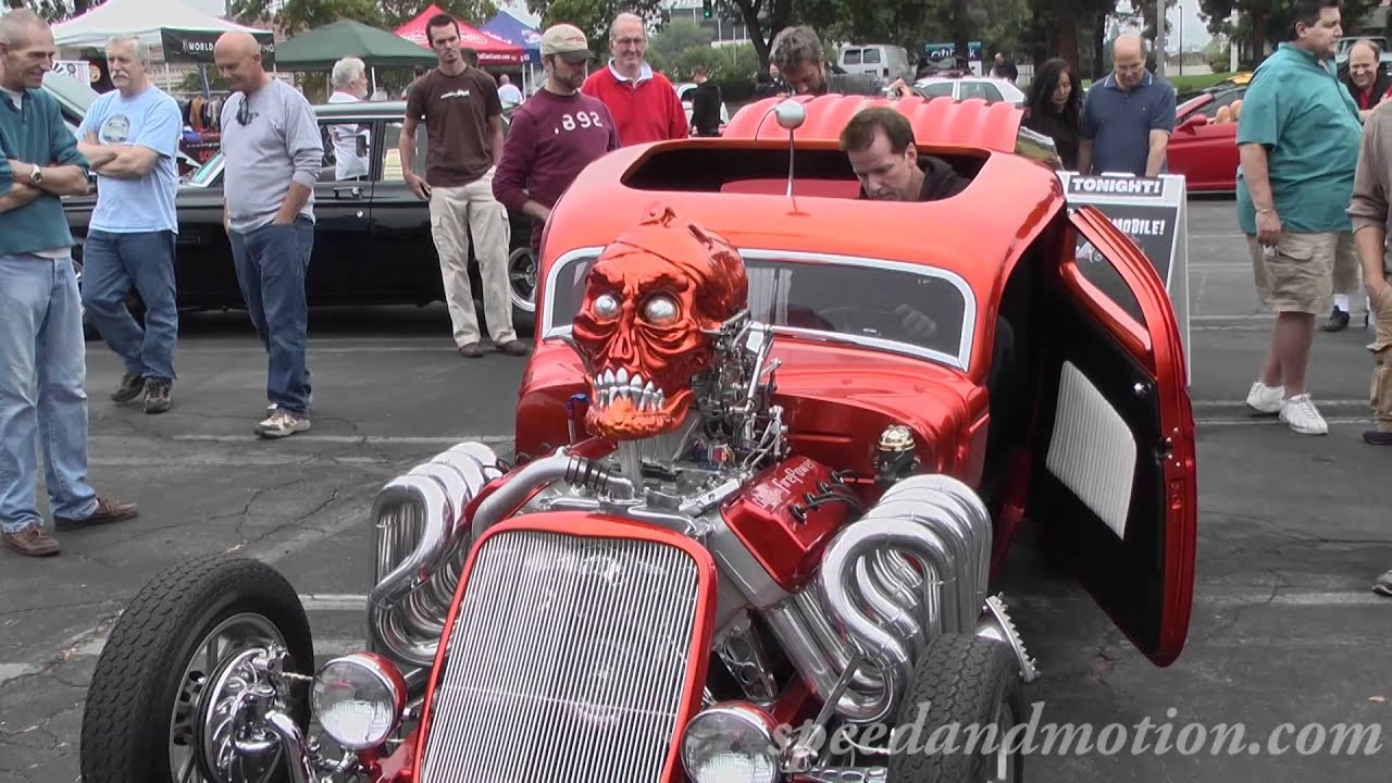 jeff dunham 39 s achmedmobile at supercar sunday youtube. Black Bedroom Furniture Sets. Home Design Ideas